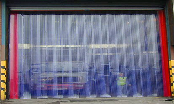 Pvc Strip Curtains Worcester Doors